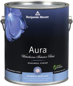 Aura Interior Paint
