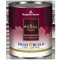 Benjamin Moore Regal Select Exterior High Build paint