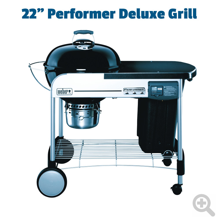 22-inch Performer Grill